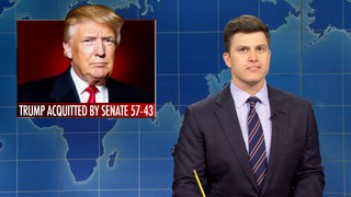 Weekend Update: Trump Acquitted in Second Impeachment