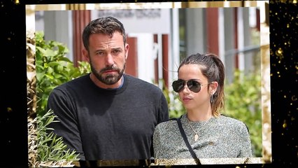 Ana de Armas is tired of Ben Affleck's a-ttack when he wants to come back