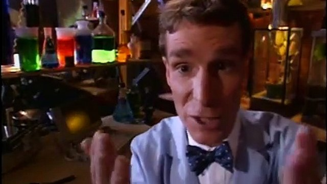 Bill Nye the Science Guy - S03E08 Friction