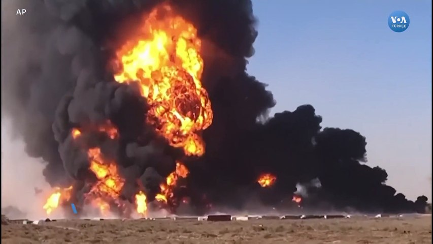 İran-Afganistan Sınırında Büyük Patlama