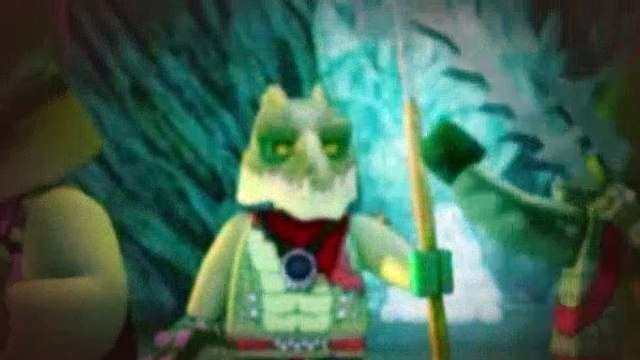 LEGO Legends Of Chima Season 1 Episode 11 The Chi Jackers