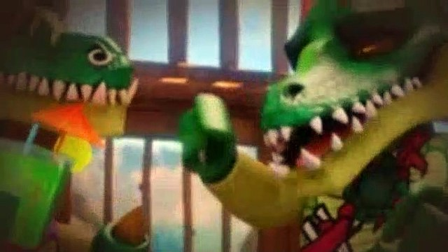 LEGO Legends Of Chima Season 1 Episode 13 Crocodile Tears