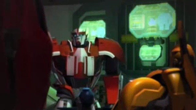Transformers Prime Season 2 Episode 16 Hurt