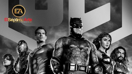 La Liga de la Justicia de Zack Snyder - Tráiler español (VOSE - HD)