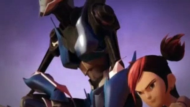 Transformers Prime Season 2 Episode 17 Out of the Past