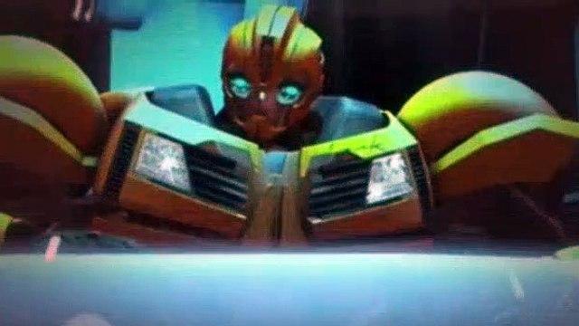 Transformers Prime Season 2 Episode 22 Hard Knocks