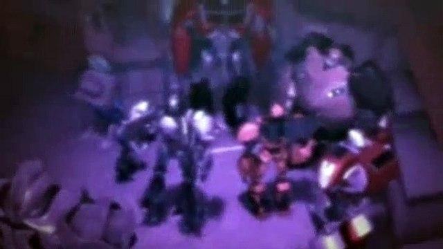 Transformers Prime Season 2 Episode 23 Inside Job