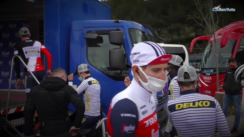 Le Mag Cyclism'Actu - Delko se décarcasse sur le Tour de la Provence