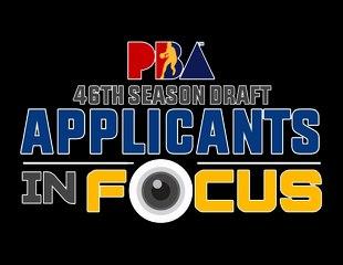 PBA Rookie Draft Applicants 2021: Jay Javelosa