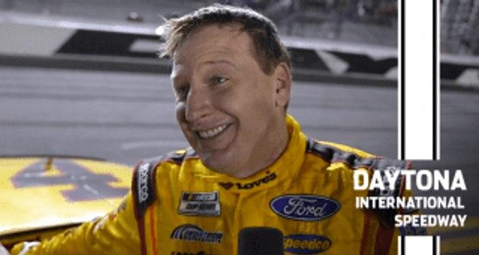Daytona 500 winner Michael McDowell: 'I can't believe it!'