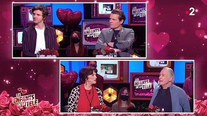 Les enfants de la télé : Laurent Ruquier fait une bourde sur Raymond Domenech et Estelle Denis (vidéo)