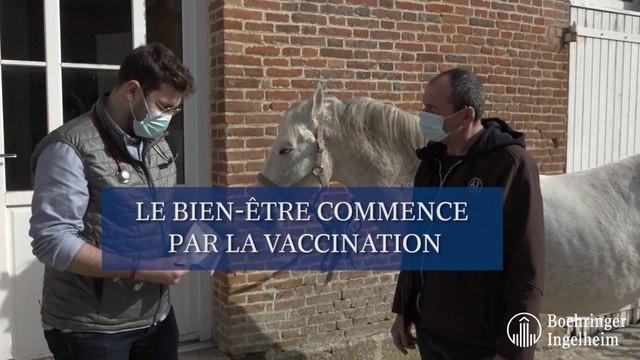 Le bien-être commence par la vaccination