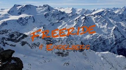 Engelberg, une des terres du freeride Video Preview Image