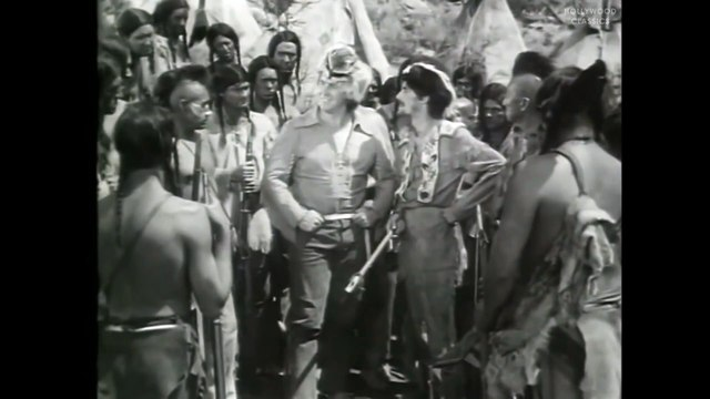 Daniel Boone (1936) | Full Movie | George O'Brien, Heather Angel, John Carradine part 2/2