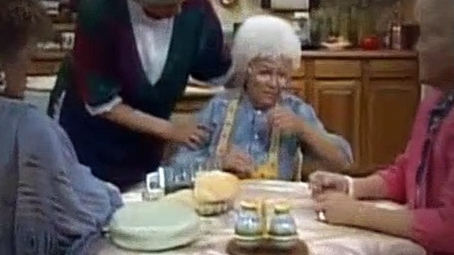 The Golden Girls Season 4 Episode 10 Stan Takes a Wife