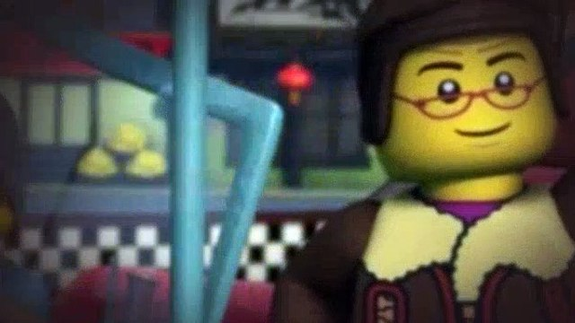 LEGO NinjaGo Masters Of Spinjitzu Season 2 Episode 4 Ninjaball Run