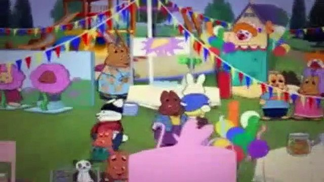 Max & Ruby Season 4 Episode 7 Max's Balloon Buddies Ruby's Penny Carnival Ruby's Big Win