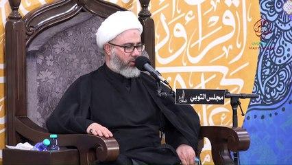 إحياء ذكرى وفاة الإمام علي الهادي   ( ع ) 3  7   1442هـ  سماحة الشيخ  مصطفى آل موسى
