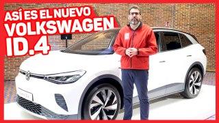 VÍDEO: Así es el nuevo Volkswagen ID.4