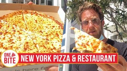 Barstool Pizza Review - New York Pizza & Restaurant (Miami, FL)