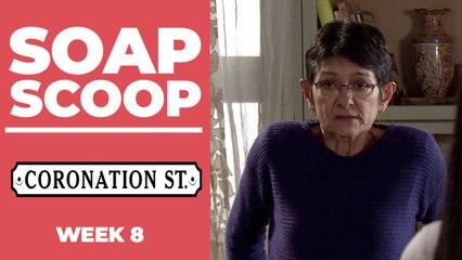 Coronation Street Soap Scoop! New shock for Yasmeen