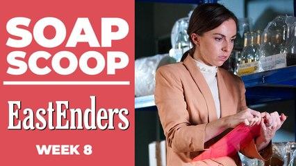 EastEnders Soap Scoop - Ruby's shock accident