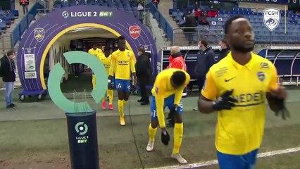 Le résumé de FCSM-Valenciennes FC (2-0)
