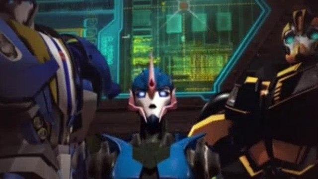 Transformers Prime Season 3 Episode 9 Evolution