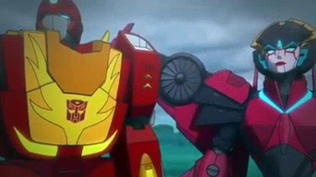 Transformers Titans Return Season 1 Episode 5 At The Last Second