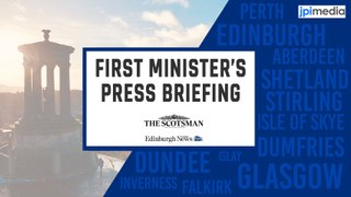 Live from Holyrood: First Minister announces reopening of schools