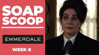 Emmerdale Soap Scoop! Faith Dingle returns