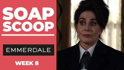 Emmerdale Soap Scoop! Faith Dingle returns