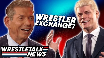 Potential WWE & AEW Working Relationship! More WWE Talent Bans! WWE Raw Review | WrestleTalk News