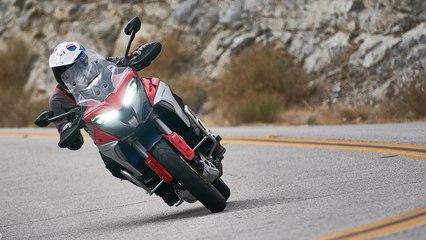 2021 Ducati Multistrada V4 S Review | MC Commute