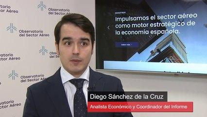 Observatorio Sector Aéreo: la recuperación económica depende de medidas para reactivar el turismo