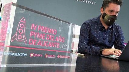 La biometría de FacePhi, Pyme del Año en Alicante