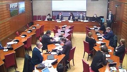 M. Orphelin (non inscrit) et Loïc Prud'homme (LFI) doutent que le référendum modifiant la Constitution pour y intégrer la préservation de l'environnement puisse se tenir avant la fin du quinquennat.