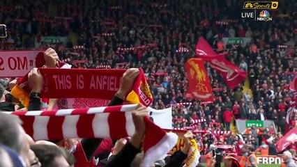 EPL 2019/20 R08  - Liverpool FC vs. Leicester City - 1.Half