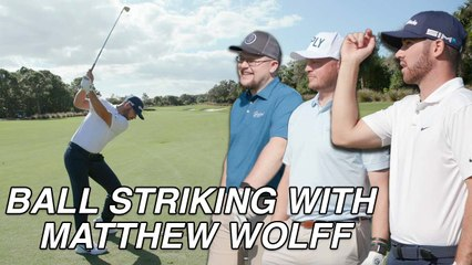 Matthew Wolff Gives Fore Play Tips On Iron Play And His Swing