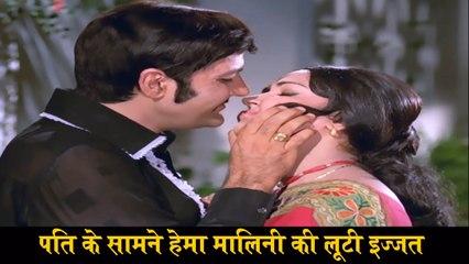Hema Malini, Manoj Kumar 'SANYASI' Movie climax Scenes | Bollywood Movie Scenes