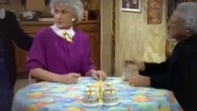 The Golden Girls Season 3 Episode 17 My Brother, My Father