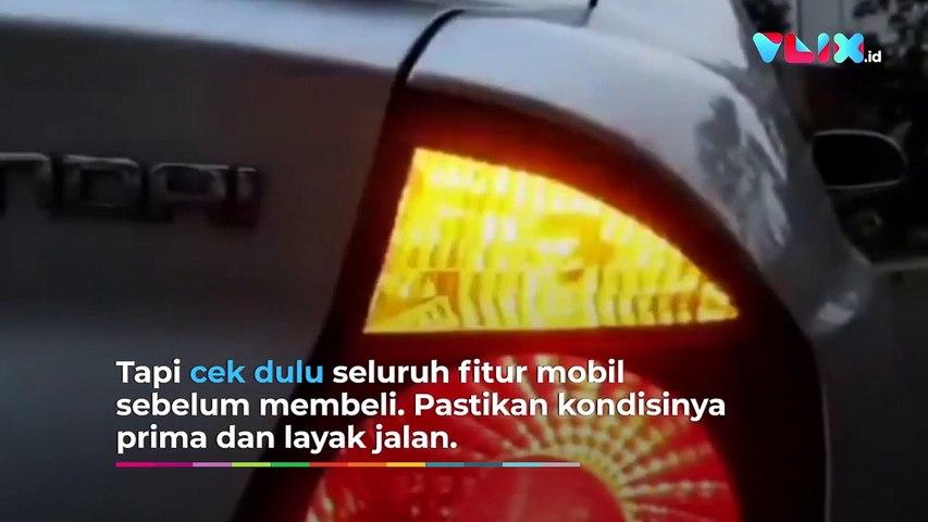 Ini Daftar Mobil Sedan Second Harga Rp 50 Jutaan