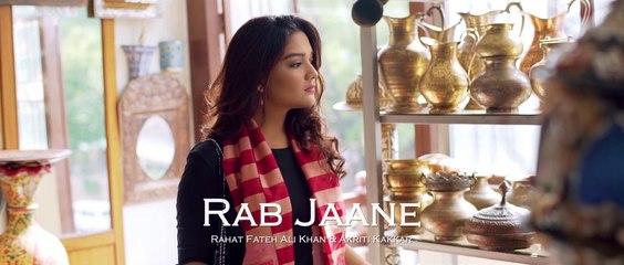 Rahat Fateh Ali Khan - Rab Jaane (Full Song) in HD | Romaisa Khan | Ali Fayyaz | New Punjabi Song 2021