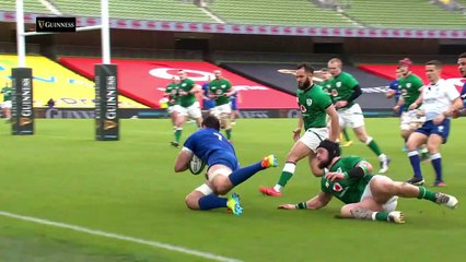 Ireland v France - EXTENDED Highlights | Tight Contest Goes Down To Wire | 2021 Guinness Six Nations