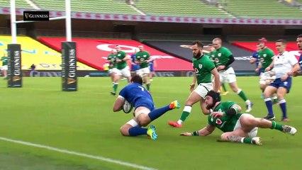 Irlande v France - Résumé | 2021 Tournoi des Six Nations