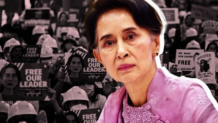 Why Myanmar protesters see Aung San Suu Kyi as their greatest hope