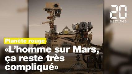 Objectif Mars, mais pour quoi faire ?