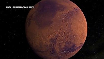 Perseverance, Tianwen-1 : à la recherche de traces de vie sur Mars