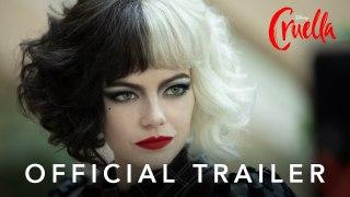 Cruella - Official Trailer - Emma Stone Disney vost