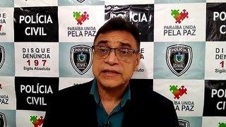 Polícia Civil apreende armas de fogo e simulacro na residência de investigado por roubo na Paraíba